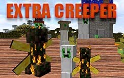 Extra Creeper Types