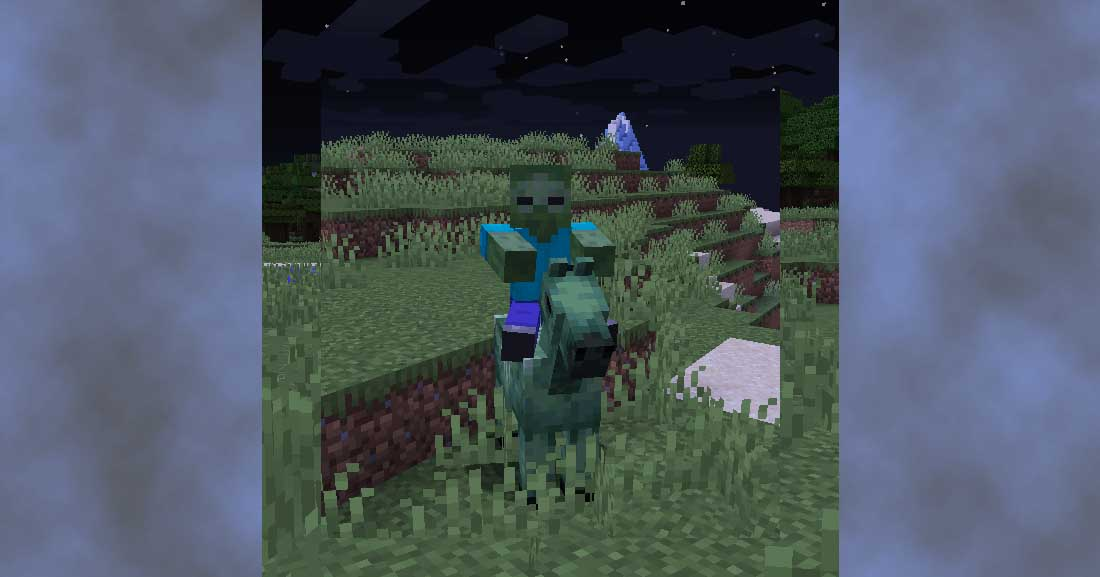 Zombie Horse Spawn