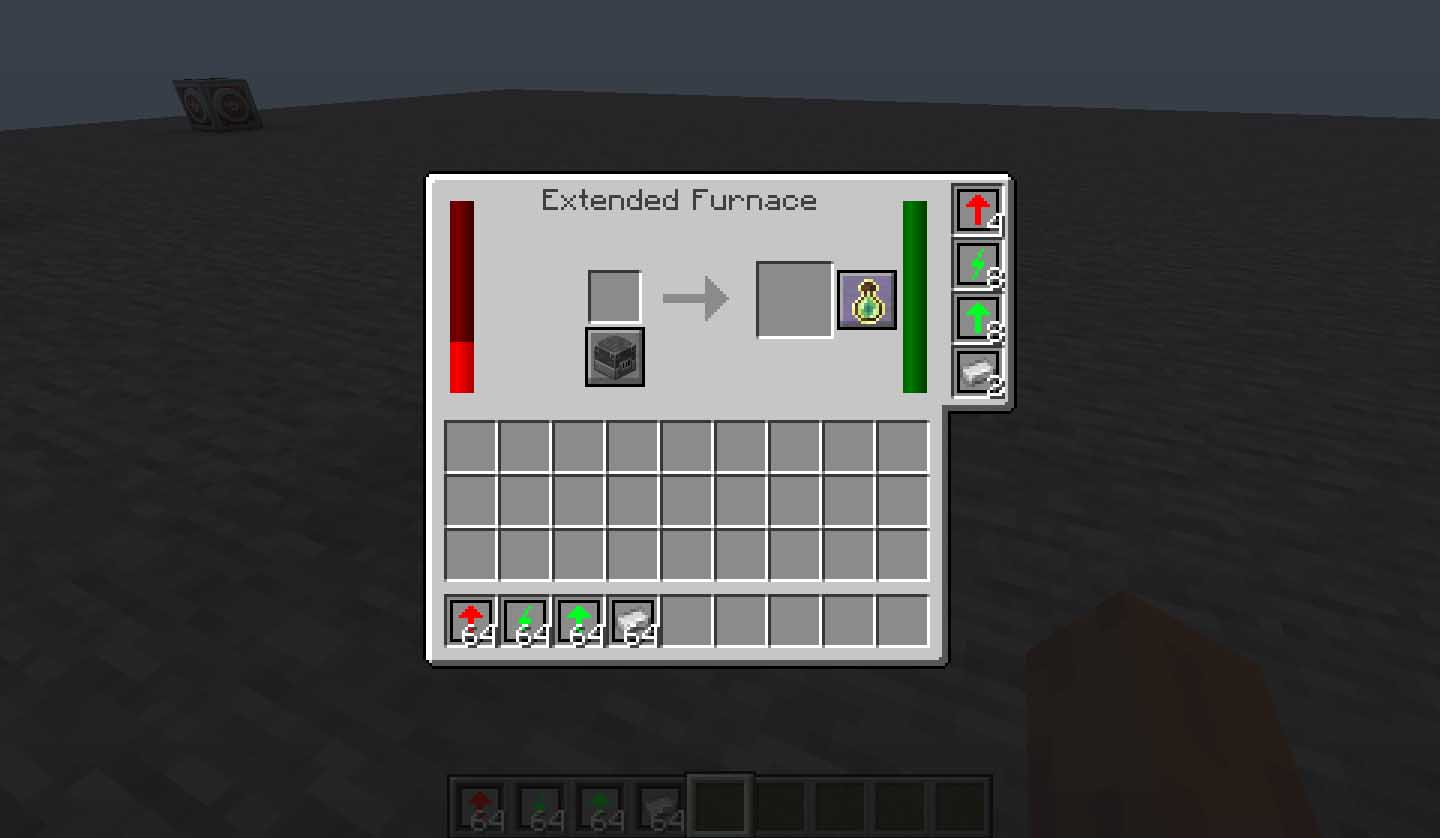 Extended Furnace