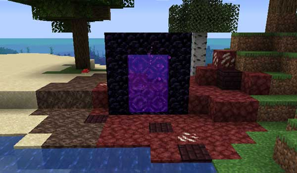 Nether Portal Spread