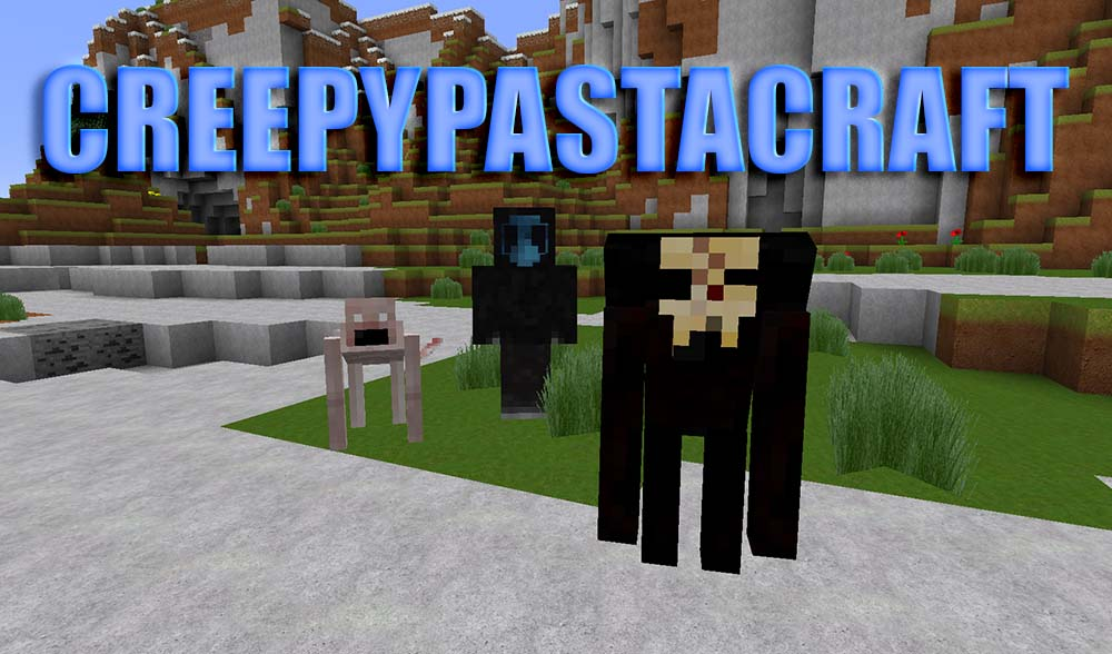 CreepypastaCraft (Reborn)
